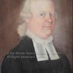 Reverend Enos Hitchcok