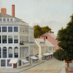 Cheapside, Providence, ca. 1843