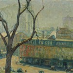 The Growing City ca. 1920