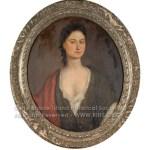 Mrs. Robert Robinson, ca. 1725