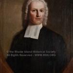 Reverend John Callender, 1745