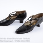 Pair of Women's Shoes, 1900-1910