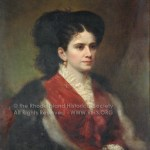 Ellen D. Lincoln, 1883