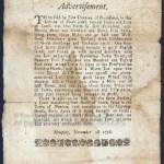 [Newport, R.I.: Printed by Ann Franklin], 1738