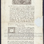 [Newport, R.I.: Printed by Ann and James Franklin, 1754]