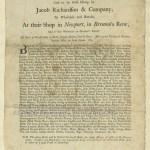 [Newport, R.I.: Printed by James Franklin, Jr., 1758]