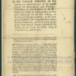 [Newport, R.I.: Printed by James Franklin, 1761]