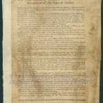 Trowpen [i.e. Newport, R.I.?]: Printed [by Samuel Hall?] by desire of the Pumpkinites, [1763]