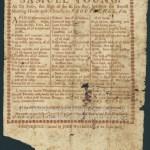 Providence [R.I.]: [Printed by] John Waterman, 1768?