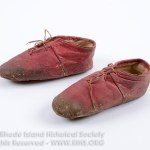 Pair of Children's Shoes, 1846-1856