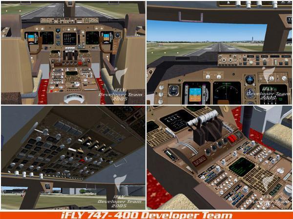 Fsx Wallpaper Hd T 201 L 201 Charger Boeing Ifly 747 400 V1 1 0 0 Fsx Amp P3d Rikoooo