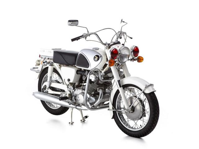 1970 honda 125cc motorcycle