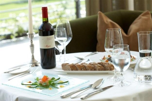 Luxus-Wohlfühlen im Kranzbach: Kulinarium_1