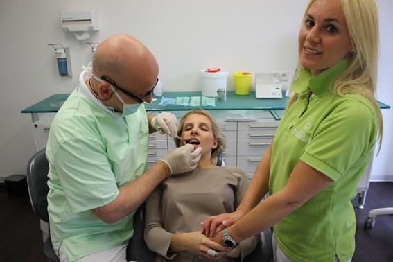 Keine Angst vorm Zahnarzt mehr