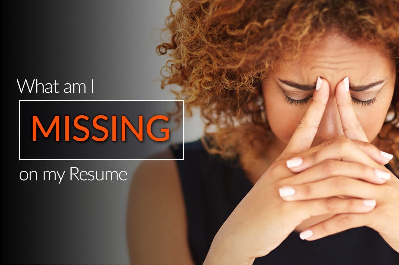 What Am I Missing on My Resume? - RingLead