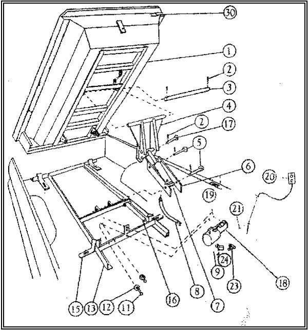 ez dumper wiring diagram