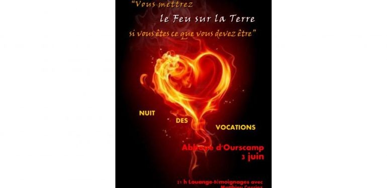 nuit vocation ourscamp