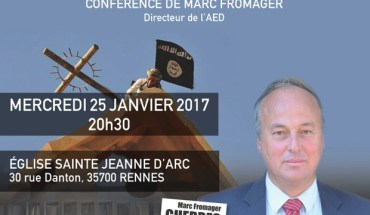marc fromager conférence