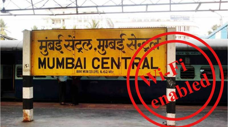 Now access free Wi-Fi at Mumbai Central: courtesy Google