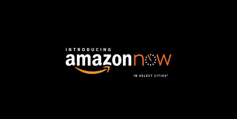 Amazon launched Amazon Now to deliver groceries