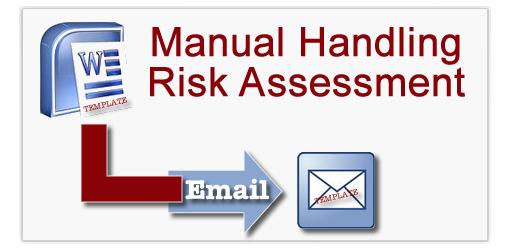 Manual Handling Risk Assessment Templates