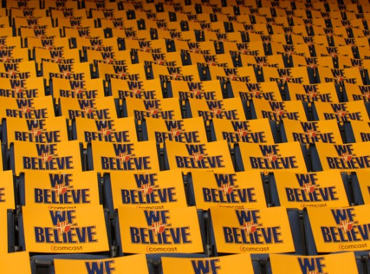 Dallas Mavericks at Golden State Warriors, Game 6