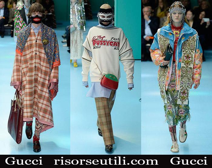 Fashion Gucci 2018 2019 Women39s New Arrivals Fall Winter