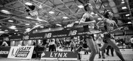 Jack Salisbury Running 4:08.76 At New Balance Grand Prix