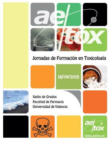 III Jornadas de Formación en Toxicología