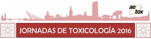 Jornadas de Toxicología AETOX 2016