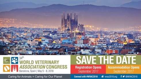 34th World Veterinary Association Congress