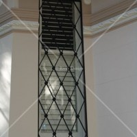 Decorating  Wrought Iron Window Grills - Inspiring Photos ...