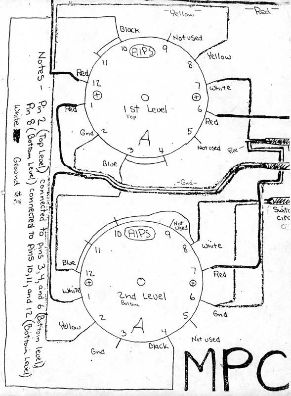 mpc air horn wire diagram