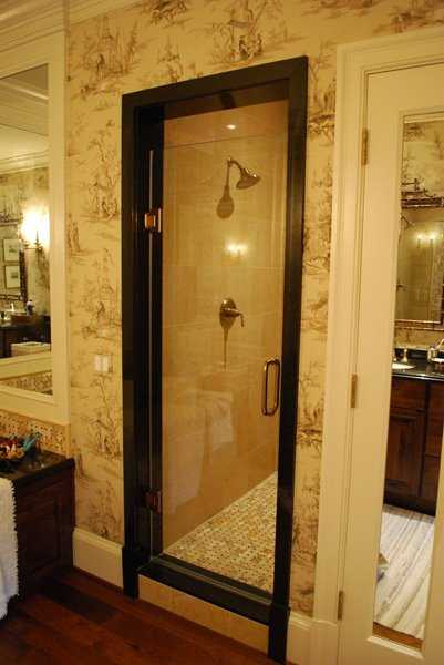 custom doors and mirrors