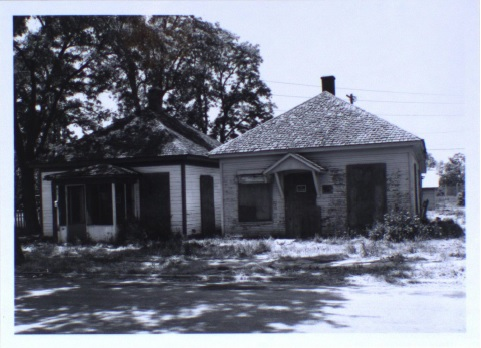 609 Ash (left) and 611 Ash (right) (1981)