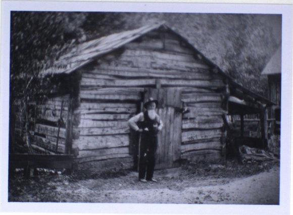 John McClellan was one of the original residents of what would become River Street (n.d.)