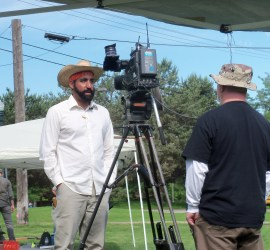 Check out the River Street Archaeology Project on the news