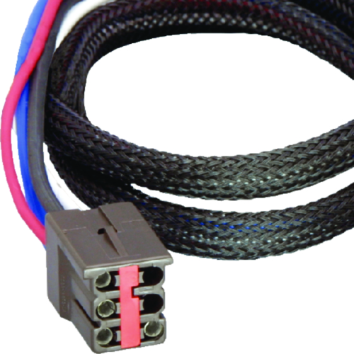 Tekonsha 3035-P 2-Plug RV Trailer Brake Control Wiring Adapter for Ford