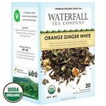 Orange Ginger White Organic