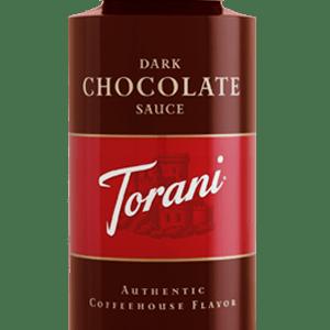 Torani dk chocolate sauce