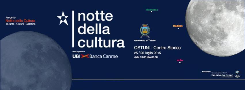 Cosimo Terlizzi / VERSO LO STATO DELL'ANIMA / Ostuni
