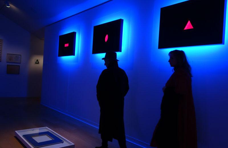 <i>Nanda Vigo. Affinità elette</i>|Galleria San Fedele|Milano