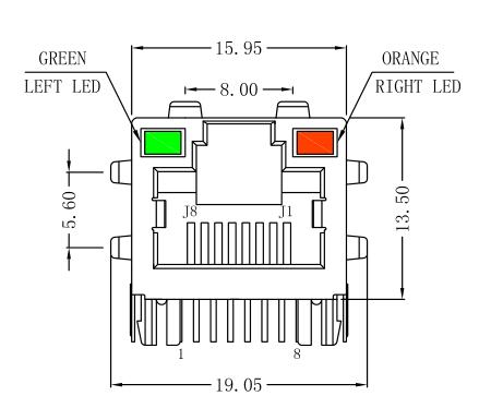 10 100mb rj45 diagram