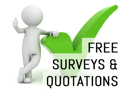 Free Surveys And Quotations