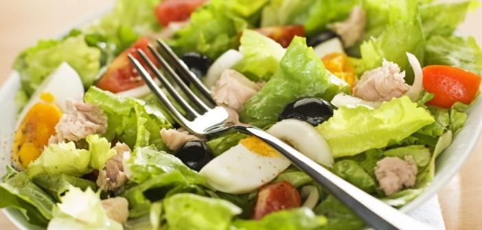 سلطة غنيه salad
