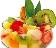 دراسة تحذز من تناول الفاكهة بعد الطعام