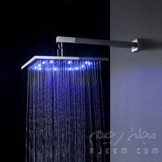ديكور حمام حنفيات روعة