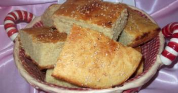 وصفة  سهلة خبز الفرن