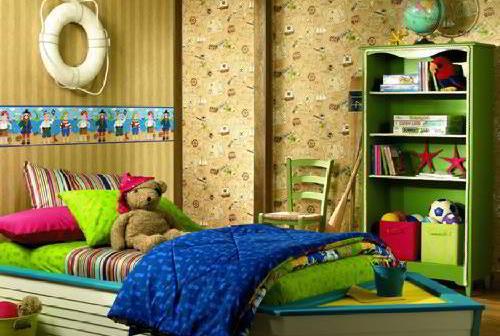 غرف نوم للولاد