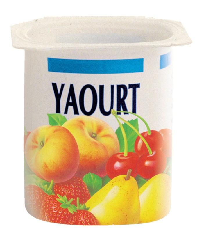 pot yaourt